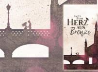 """""""Herz aus Bronze"""" ist ein spannender und facettenreicher Reihenauftakt !!"""
