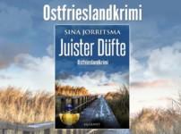 """In ihrem Werk """"Juister Düfte"""" verzaubert Sina Jorritsma mich mit alten Legenden !!"""