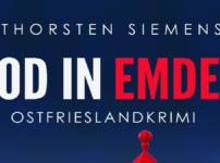 """Buchvorstellung """"Tod in Emden"""" von Thorsten Siemens"""