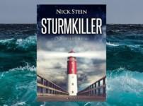 """Buchvorstellung """"Sturmkiller"""" von Nick Stein"""