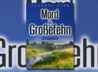 """Buchvorstellung """"Mord in Großefehn"""" von Susanne Ptak"""