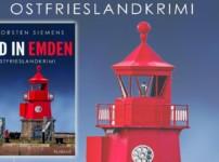 """Aktionsbeitrag zum Werk """"Tod in Emden"""": Der schiefe Turm von Suurhusen"""
