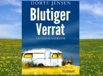 """Buchvorstellung """"Blutiger Verrat"""" von Dörte Jensen"""