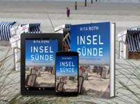 """In """"Inselsünde"""" gelingt die Mischung aus humorvollen Schreibstil und fesselnden Ermittlungen wunderbar !!"""