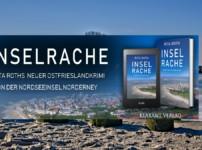 """Buchvorstellung """"Inselrache"""" von Rita Roth"""