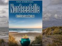 """Buchvorstellung """"Nordseefalle"""" von Sina Jorritsma"""