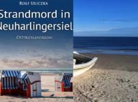 """Buchvorstellung """"Strandmord in Neuharlingersiel"""" von Rolf Uliczka"""