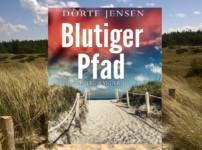 """Buchvorstellung """"Blutiger Pfad"""" von Dörte Jensen"""