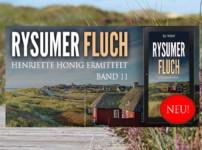 """Buchvorstellung des Werks """"Rysumer Fluch"""" von Ele Wolff"""
