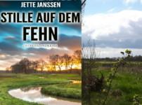 """""""Stille auf dem Fehn"""" von Jette Janssen {Rezension}"""