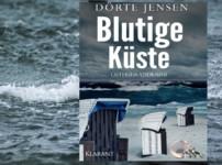 """Buchvorstellung """"Blutige Küste"""" von Dörte Jensen"""