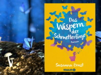 """""""Das Wispern der Schmetterlinge"""" von Susanna Ernst {Rezension}"""