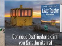 """Buchvorstellung """"Juister Taucher"""" von Sina Jorritsma"""