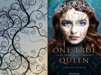"""""""One True Queen: Von Sternen gekrönt"""" ist ein düsterer und geheimnisvoller Roman !!"""