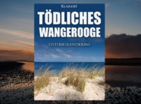 """Buchvorstellung """"Tödliches Wangeroog"""" von Elke Nansen"""