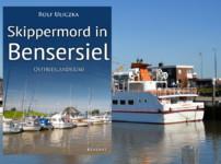 """Buchvorstellung """"Skippermord in Bensersiel"""" von Rolf Uliczka"""