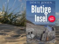 """Buchvorstellung """"Blutige Insel"""" von Dörte Jensen"""