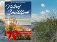 """Buchvorstellung  """"Notruf Deichklinik – Wie ein Feld in der Brandung"""" von Edna Schuchardt"""