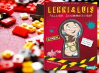 """""""Lenni & Luis- Attacke, Schimmelbacke"""" fesselt und unterhält unglaublich gut !!"""