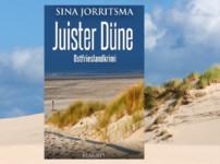 """Buchvorstellung """"Juister Düne"""" von Sina Jorritsma"""