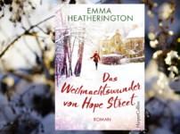 """Fesselnde und wahnsinnig emotionale Unterhaltung beschwert uns """"Das Weihnachtswunder von Hope Street"""" !"""