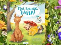 """Pfui Spucke, Lama!"" von Katalina Brause{Rezension}"