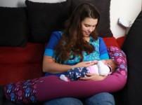Langzeitstillen mit Kleinkind und Baby