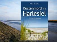 """Buchvorstellung """"Küstenmord in Harlesiel"""" von Rolf Uliczka"""