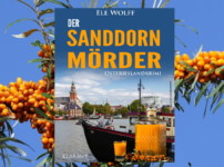 """Buchvorstellung """"Der Sanddornmörder"""" von Ele Wolff"""