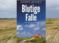 """Buchvorstellung """"Blutige Falle"""" von Dörte Jensen"""