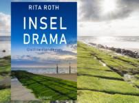 """Buchvorstellung """"Inseldrama"""" von Rita Roth"""