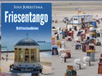 """Buchvorstellung """"Friesentango"""" von Sina Jorritsma"""