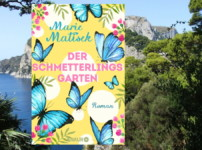 """Der Schmetterlingsgarten"" lässt den Leser mitfiebern und verzaubert !!"