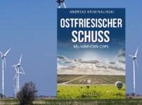 """Mit dem neusten Ostfrieslandkrimi """"Ostfriesischer Schuss"""" kann Andreas Kriminalinski absolut mit seinem Können überzeugen !!"""