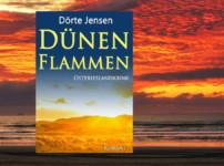"""Buchvorstellung """"Dünenflammen"""" von Dörte Jensen"""