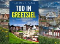 """Buchvorstellung """"Tod in Greetsiel"""" von Thorsten Siemens"""