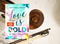 """""""Love is Bold-Du gibst mir Mut"""" ist eine emotionale Achterbahnfahrt, die ich geliebt habe !!"""