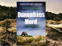 """""""Dünenhausmord"""" ist ein facettenreicher Ostfrieslandkrimi aus der Feder von Hans-Rainer Riekers !!"""