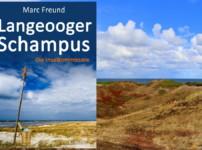 """Aktionsbeitrag zum Werk """"Langeooger Schampus"""": Interview mit Autor Marc Freund"""