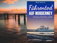 """Buchvorstellung """"Fährentod auf Norderney"""" von Rolf Uliczka"""