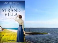 """Mit """"Die Strandvilla"""" erschafft Sina Beerwald eine sehr facettenreiche Geschichte !!"""