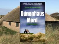"""Buchvorstellung """"Dünenhausmord"""" von Hans-Rainer Riekers"""