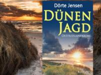 """Buchvorstellung """"Dünenjagd"""" von Dörte Jensen"""