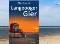 """Buchvorstellung """"Langeooger Gier"""" von Marc Freund"""
