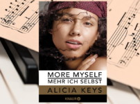 """""""More Myself"""" gibt uns fesselnde, authentische Einblicke in Alicia Keys Leben !!"""
