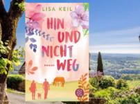 """""""Hin und nicht weg"""" nimmt den Leser mit aufs Land und bietet lockere & fesselnde Unterhaltung !!"""
