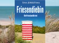 """""""Friesendiebin"""" baut schnell Spannung auf und sorgt für abwechslungsreiche Unterhaltung !!"""