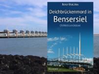 """Buchvorstellung """"Deichbrückenmord in Bensersiel"""" von Rolf Uliczka"""