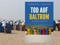 """Buchvorstellung """" Tod auf Baltrum"""" von Thorsten Siemens"""