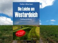 """""""Die Leiche am Westerdeich"""" hat mir spannende Lesezeit bereitet !!"""
